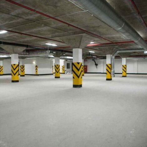 Открыты продажи мест в подземном паркинге (схема)