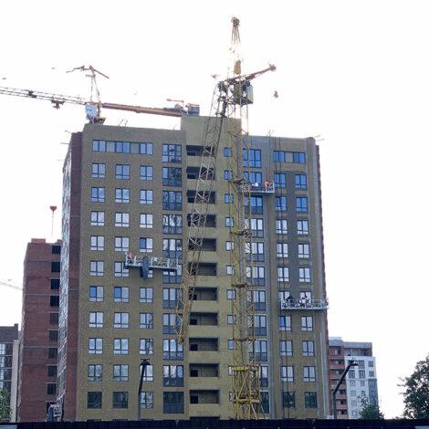 Фотозвіт з будівництва на кінець жовтня 2020 р.