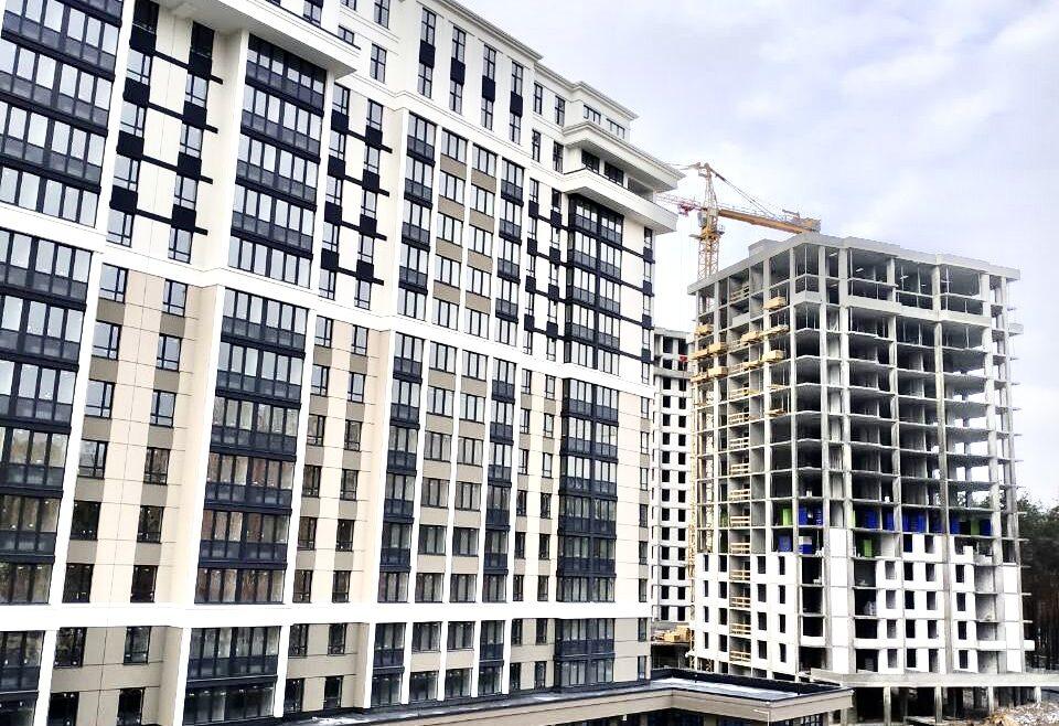 Стартував продаж квартир і паркомісць в 5-му будинку ЖК «Центральний-2»